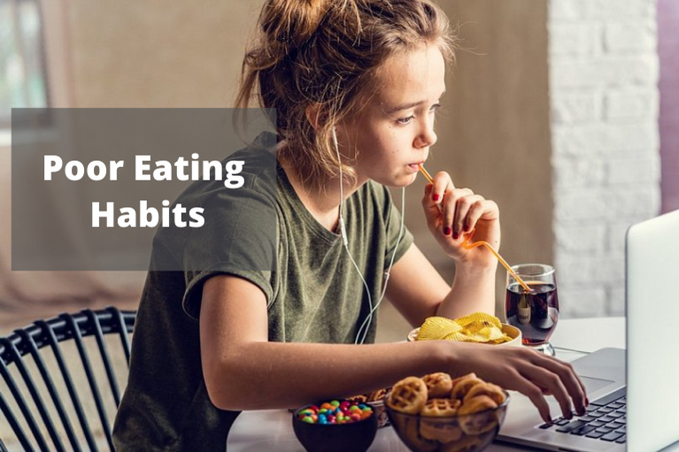 Poor eating affects on sleeping disorders