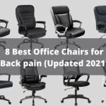 8 Best Office Chairs for Back pain (Updated 2021)
